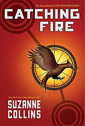 Catching Fire (The Hunger Games, Book 2) Cover