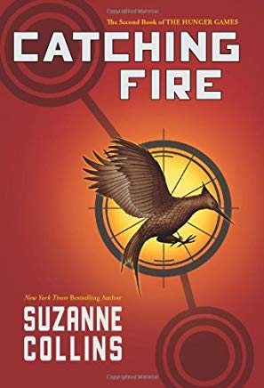 Catching Fire (The Hunger Games) Cover