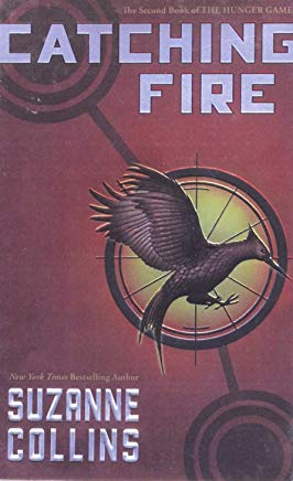 Catching Fire (Turtleback School & Library Binding Edition) (Hunger Games) Cover