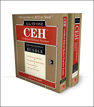 CEH Certified Ethical Hacker Bundle, Second Edition (All-in-One) Cover
