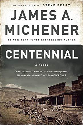 Centennial: A Novel Cover