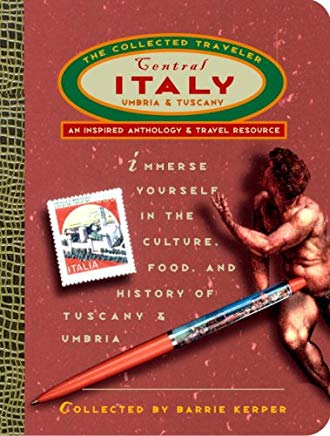 Central Italy: The Collected Traveler: Tuscany and Umbria Cover