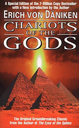 Chariots of the Gods Cover