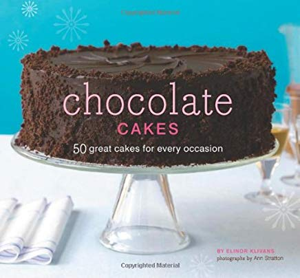 Chocolate Cakes: 50 Great Cakes for Every Occasion Cover