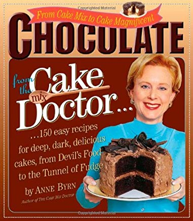 Chocolate from the Cake Mix Doctor Cover