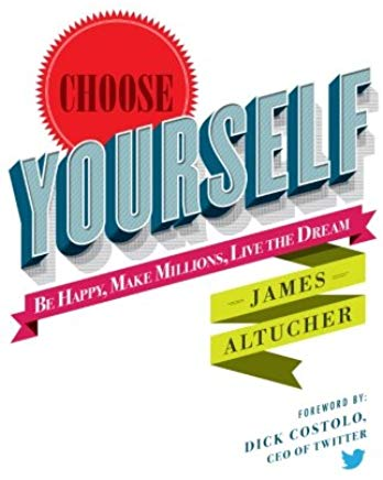 Choose Yourself! Cover