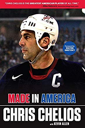 Chris Chelios: Made in America Cover