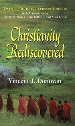 Christianity Rediscovered Cover