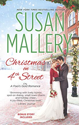 Christmas on 4th Street: Yours for Christmas (Fool's Gold, Book 14) Cover
