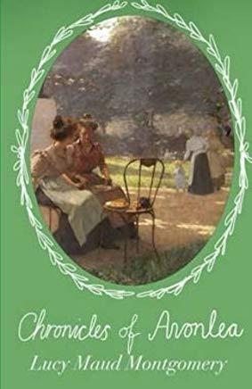 Chronicles of Avonlea Cover
