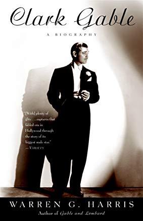 Clark Gable: A Biography Cover