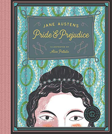 Classics Reimagined, Pride and Prejudice Cover