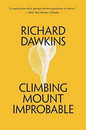 Climbing Mount Improbable Cover