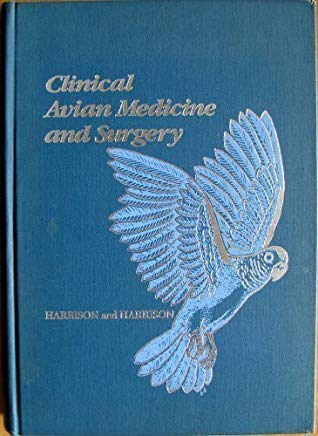 Clinical Avian Medicine and Surgery: Including Aviculture Cover
