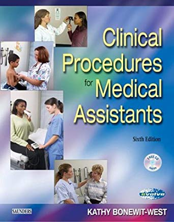 Clinical Procedures for Medical Assistants Cover