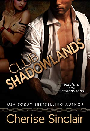 Club Shadowlands (Masters of the Shadowlands Series Book 1) Cover
