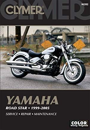 Clymer Yamaha Road Star: 1999 - 2005 (Clymer Motorcycle Repair) Cover