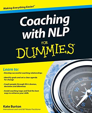 Coaching With NLP For Dummies Cover