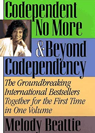 Codependent No More & Beyond Codependency by Melody Beattie (1997-03-02) Cover