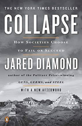 Collapse: How Societies Choose to Fail or Succeed: Revised Edition Cover