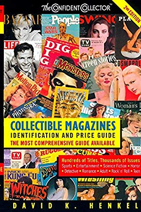 Collectible Magazines: Identification & Price Guide, 2nd Edition Cover
