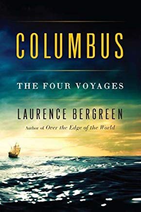Columbus: The Four Voyages Cover