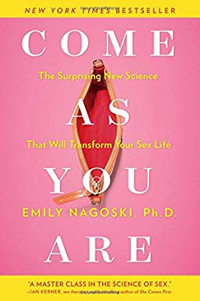 Come as You Are: The Surprising New Science that Will Transform Your Sex Life Cover
