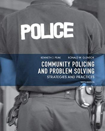 Community Policing and Problem Solving: Strategies and Practices (6th Edition) Cover