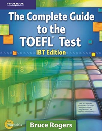 Complete Guide to the Toefl Test: IBT/E(Complete Guide to the Toefl Test) Cover
