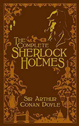 Complete Sherlock Holmes, The (Leatherbound Classics) (Leatherbound Classic Collection) (5/22/11) Cover
