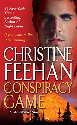 Conspiracy Game (GhostWalkers, Book 4) Cover