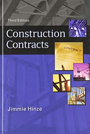Construction Contracts Cover