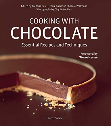Cooking with Chocolate: Essential Recipes and Techniques Cover