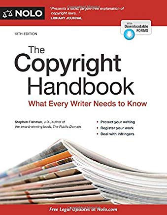 Copyright Handbook, The: What Every Writer Needs to Know Cover