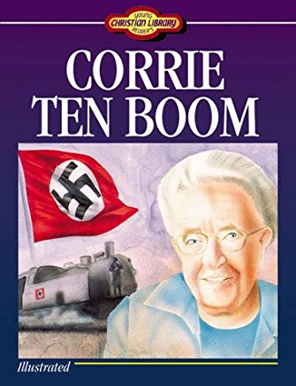 Corrie Ten Boom (Young reader's Christian library) Cover