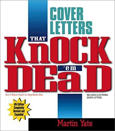 Cover Letters That Knock 'Em Dead Cover
