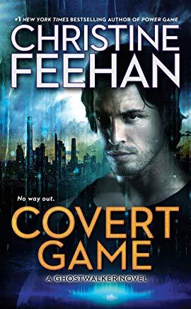 Covert Game (A GhostWalker Novel) Cover