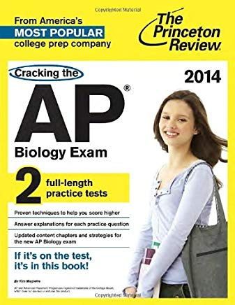 Cracking the AP Biology Exam, 2014 Edition (College Test Preparation) Cover