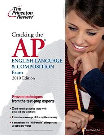 Cracking the AP English Language & Composition Exam, 2010 Edition (College Test Preparation) Cover