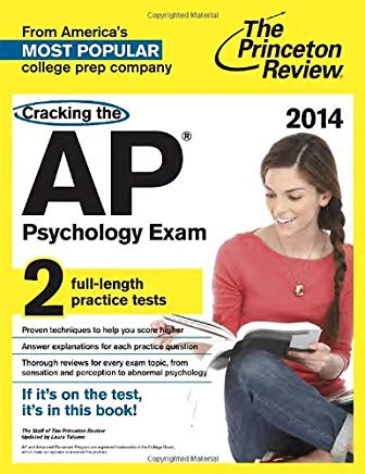 Cracking the AP Psychology Exam, 2014 Edition (College Test Preparation) Cover