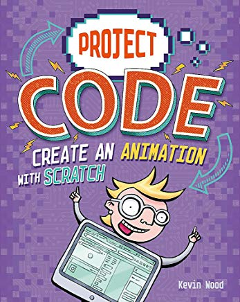 Create An Animation with Scratch (Project Code) Cover
