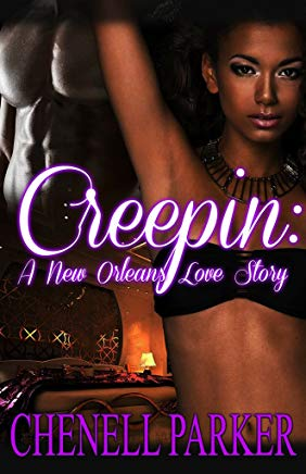 Creepin': A New Orleans Love Story Cover