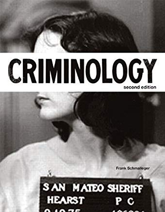 Criminology (Justice Series) with NEW MyCJLab -- Access Card Package (2nd Edition) Cover
