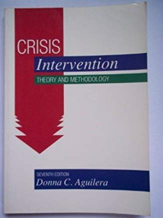 Crisis Intervention: Theory and Methodology (Mosby's Mental Health) Cover