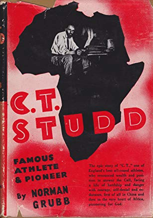 C.T. Studd, athlete and pioneer, Cover