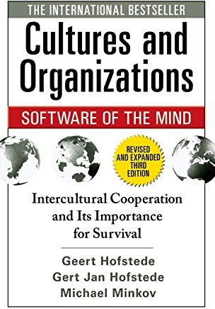 Cultures and Organizations: Software of the Mind, Third Edition Cover