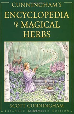 Cunningham's Encyclopedia of Magical Herbs (Llewellyn's Sourcebook Series) (Cunningham's Encyclopedia Series) Cover