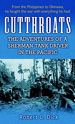 Cutthroats: The Adventures of a Sherman Tank Driver in the Pacific Cover