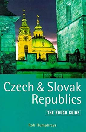 Czech and Slovak Republics: A Rough Guide, Fourth Edition (4th Edition) Cover