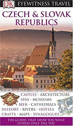 Czech and Slovak Republics (Eyewitness Travel Guides) Cover